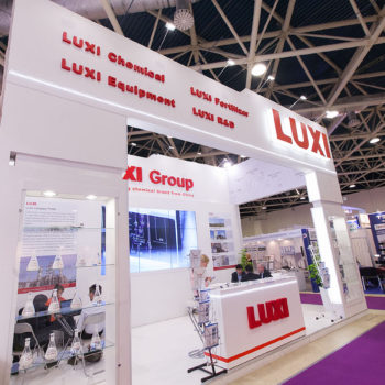 LUXI - Химия 2016 Экспоцентр Chemistry 2016 moscow expocentre