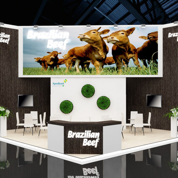 Brazilian beed ABIEC Prodexpo Moscow Expocentre Продэкспо 2017